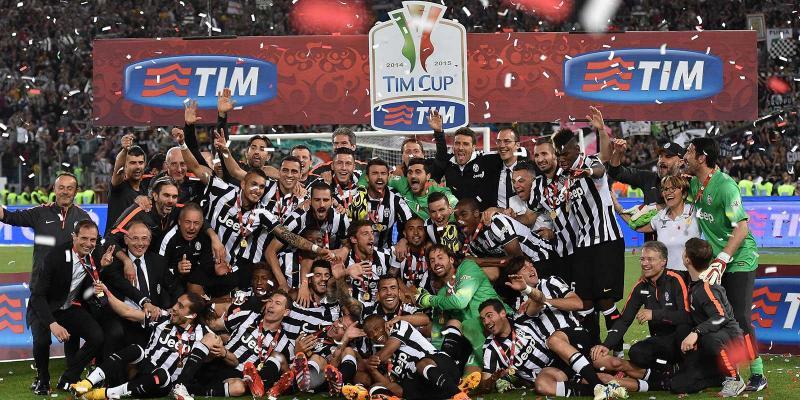 FINALE TIM CUP 2015: LA JUVENTUS CONQUISTA LA DECIMA COPPA ITALIA