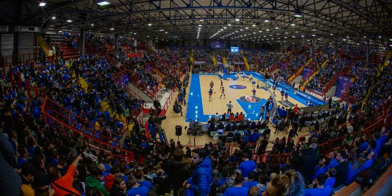 THE ROAD TO FIBA EUROBASKET 2021 STARTS FROM NAPLES. PALABARBUTO SOLD OUT...