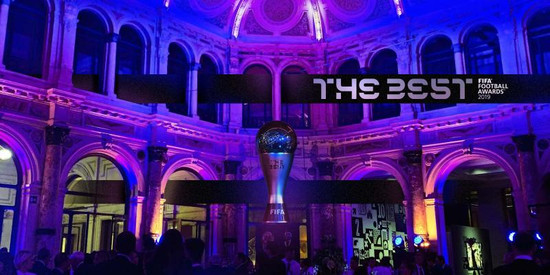 MASTER GROUP SPORT AL FIANCO DI FIFA PER THE BEST FIFA FOOTBALL AWARDS A MILANO
