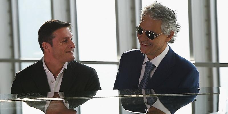 """MGS AL FIANCO DELLA FONDAZIONE BOCELLI E P.U.P.I. ONLUS PER """"BOCELLI &..."""