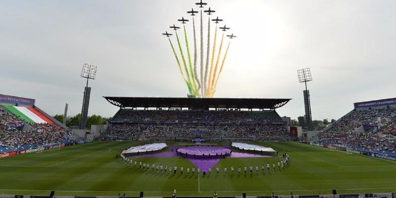 UEFA WOMEN'S CHAMPIONS LEAGUE FINAL 2016