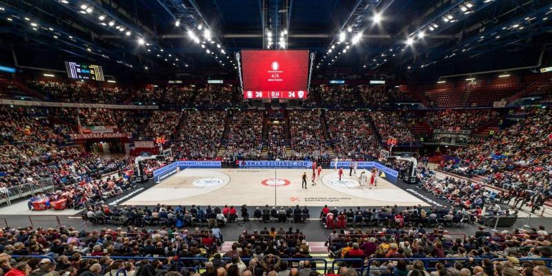 EUROBASKET 2022: UN GIRONE A MILANO. MASTER GROUP SPORT CON FIP PER...