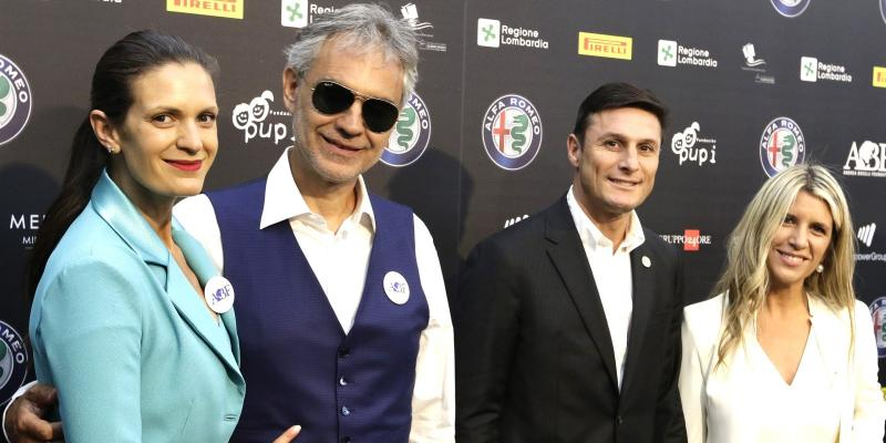BOCELLI AND ZANETTI NIGHT