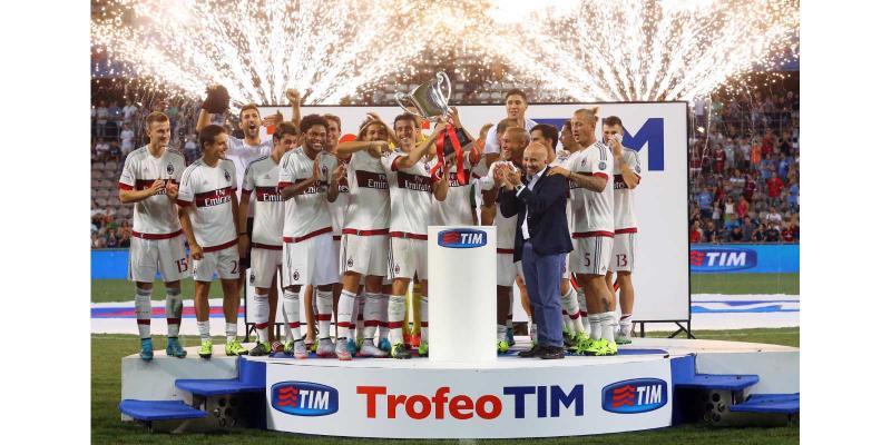 TROFEO TIM 2015: IL MILAN TRIONFA AL MAPEI STADIUM, SASSUOLO SECONDO DOPO I...