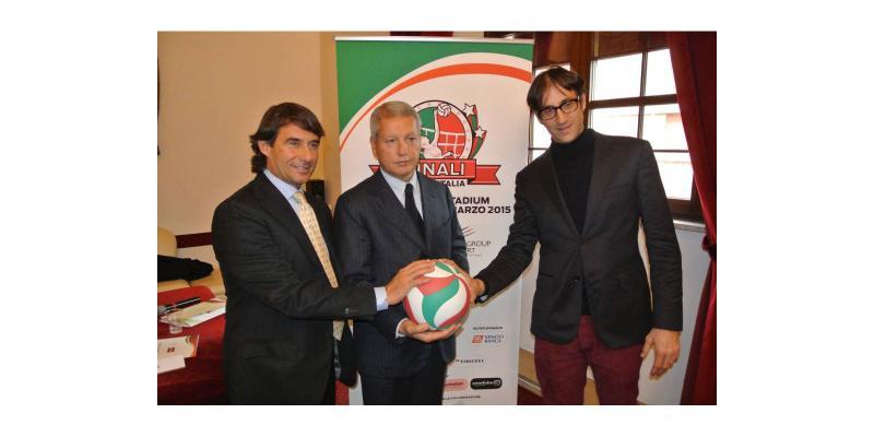 Presentate a Rimini le Finali di Coppa Italia di Serie A