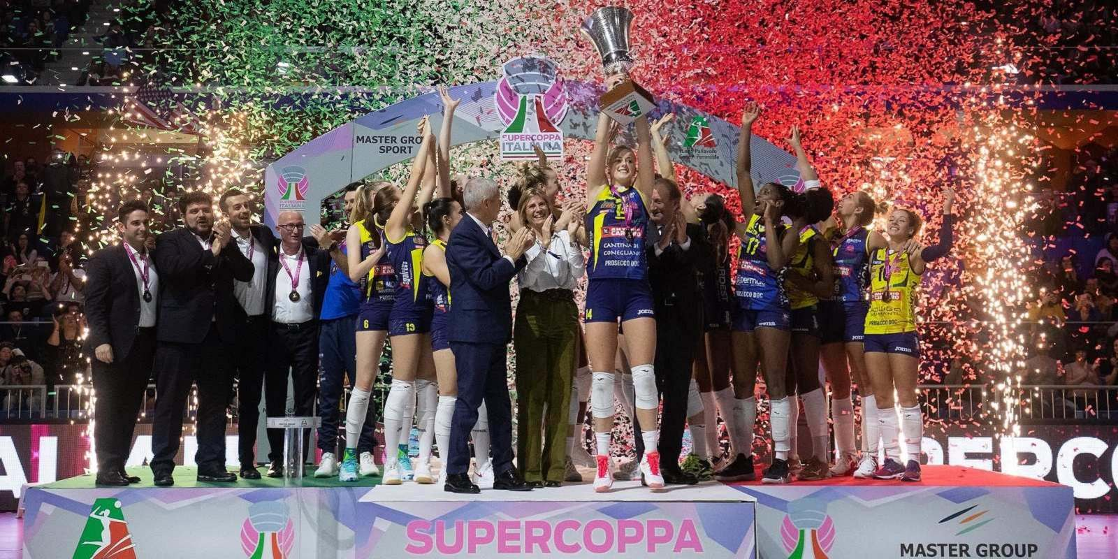 "FEMALE VOLLEYBALL ""SERIE A"" LEAGUE"