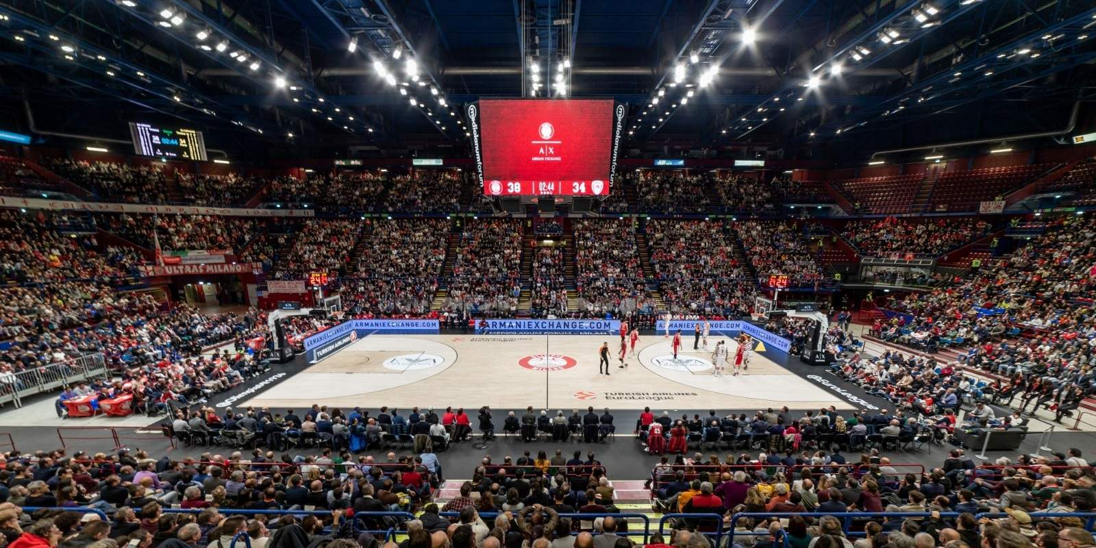 EUROBASKET 2022: ONE GROUP IN MILAN. MASTER GROUP SPORT BESIDE FIP FOR THE...